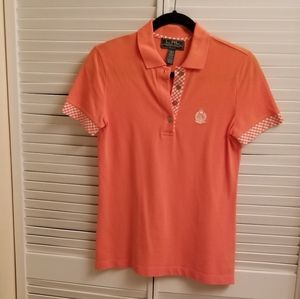 Lauren Ralpf Lauren Polo T, orange color